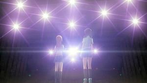 二人で歌う「心の旋律」