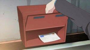 ヤンからの手紙が来た