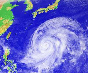 巨大台風26号