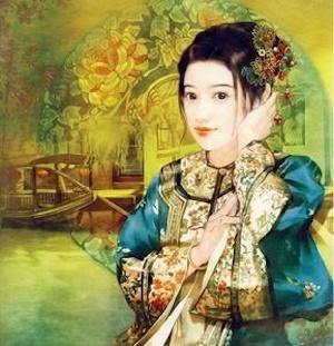 驪姫その1