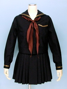東洋英和女学院の制服