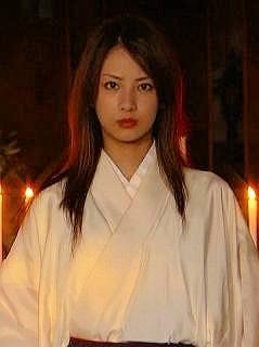 北川景子巫女姿
