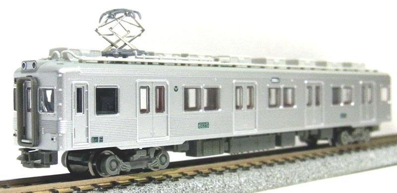 イヌゲージ鉄犬 マイクロエース南海6100系(商品名まま)無塗装4両 ...