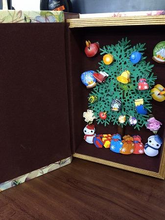 シャドーボックス クリスマス2