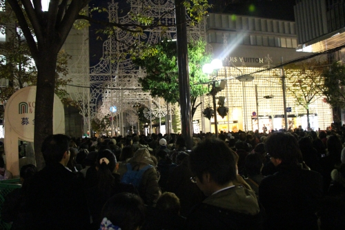 神戸ルミナリエ