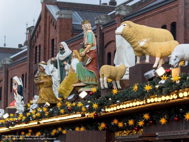 王と下僕のクリスマス
