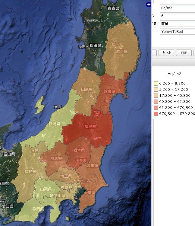 東日本農地土壌マップ