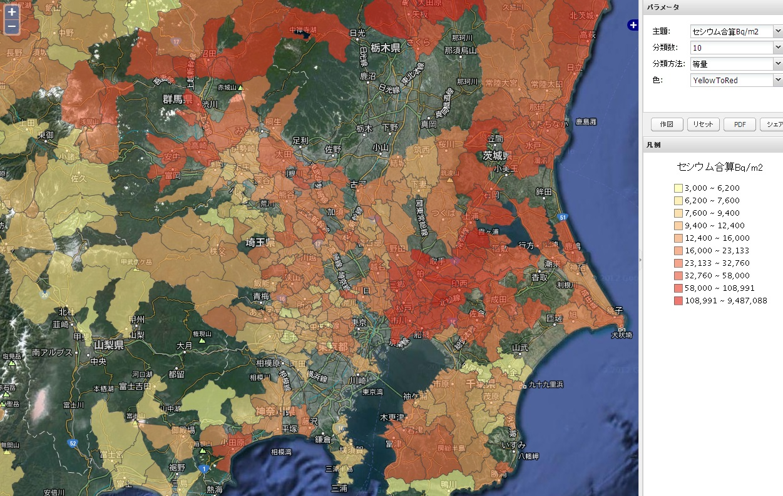 東日本農地土壌マップ4