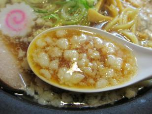 ちょうた 背油中華 スープ