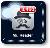 このRSSリーダアプリを入れたら、iPad mini さんの使用頻度さらに上がったよ♪(・∀・)∩な話。