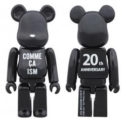 COMME CA ISM BE@RBRICK 20th ANNIVERSARY Ver.