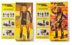 【 NIGO 】 メキシコ版 『 猿の惑星 』 トイ9点セット