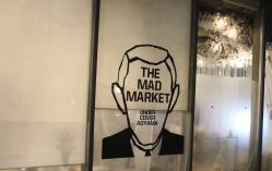 THE MAD MARKET at UNDER COVER AOYAMA