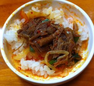 韓国食堂小分け