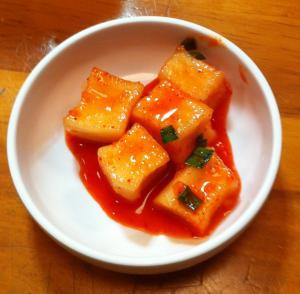 韓国食堂カクテキ