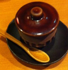 橘内手作りプリン