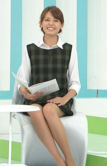 宮澤智 ミニスカ美脚&▼ゾーン (20130923)