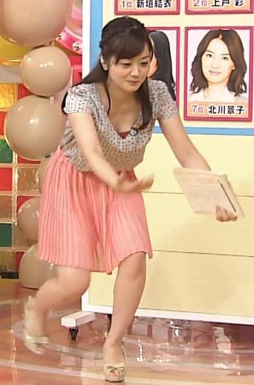 水卜麻美 おっぱいキャプ・エロ画像3