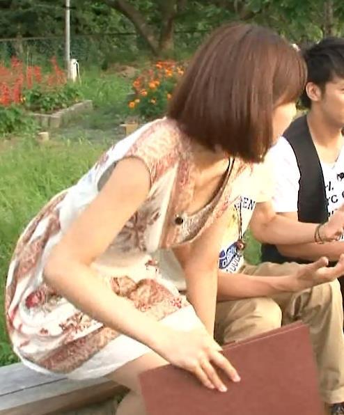 加藤綾子 胸ちらキャプ・エロ画像3