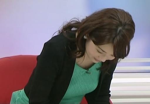 橋本奈穂子 巨乳キャプ・エロ画像2