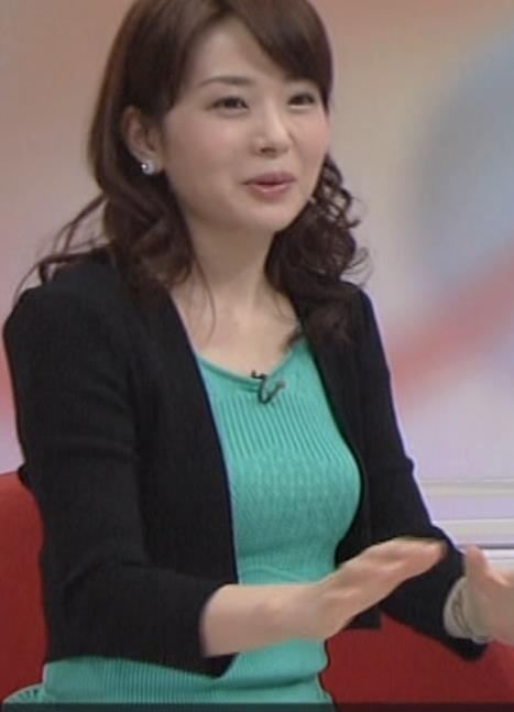 橋本奈穂子 巨乳キャプ・エロ画像3