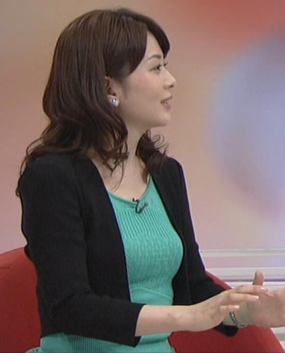 橋本奈穂子 巨乳キャプ・エロ画像4