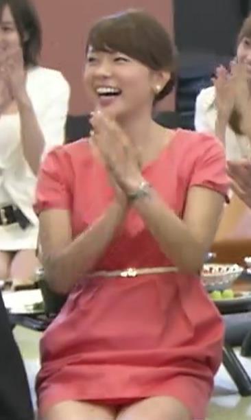 本田朋子 ミニスカートで正座キャプ画像(エロ・アイコラ画像)