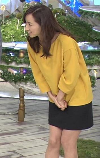 西尾由佳理 ミニスカキャプ画像(エロ・アイコラ画像)