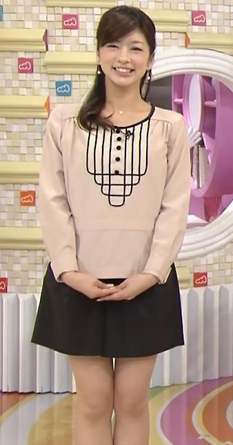 生野陽子 ミニスカートキャプ画像(エロ・アイコラ画像)