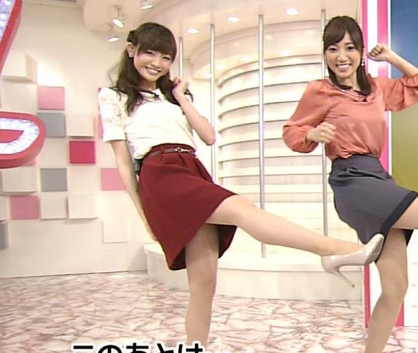 新井恵理那 スカートの中キャプ画像(エロ・アイコラ画像)
