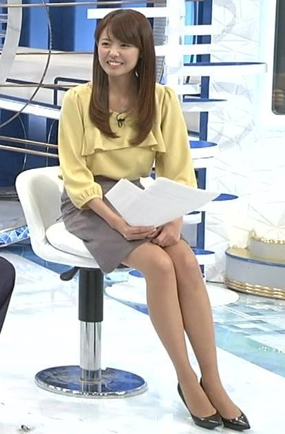 宮澤智 ミニスカ美脚(すぽると)