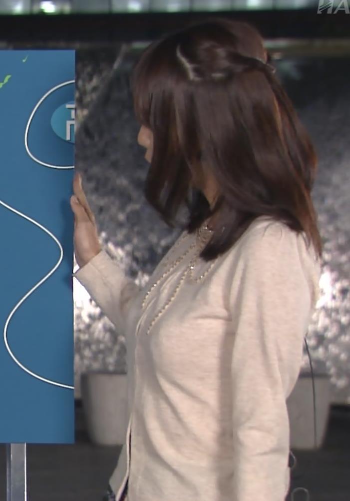青山愛 横乳キャプ画像(エロ・アイコラ画像)