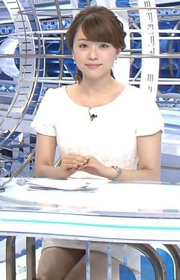 本田朋子 ミニスカ美脚キャプ画像(エロ・アイコラ画像)