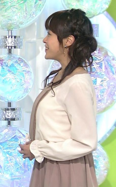片山千恵子 巨乳横乳 (20131027)キャプ画像(エロ・アイコラ画像)