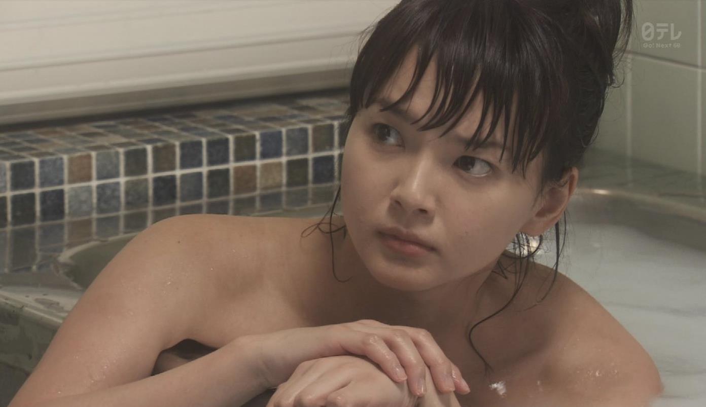 多部未華子 入浴シーンキャプ画像(エロ・アイコラ画像)