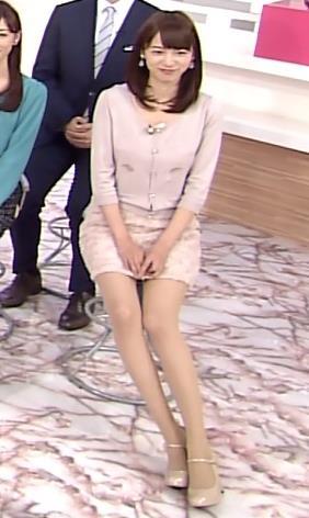 加藤多佳子 ミニスカ太ももキャプ画像(エロ・アイコラ画像)