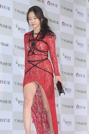 韓国女優 ハンセア(한세아) 緊縛ファッション 7