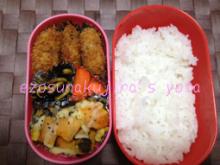 $EZO砂くじらのヨタ話's-lunch20120221