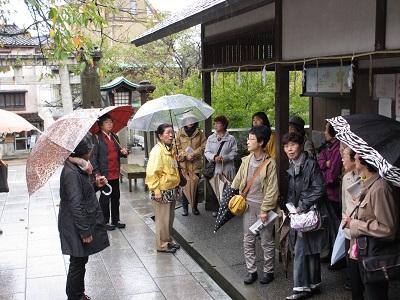 金沢三大釈迦如来立像の蓮昌寺