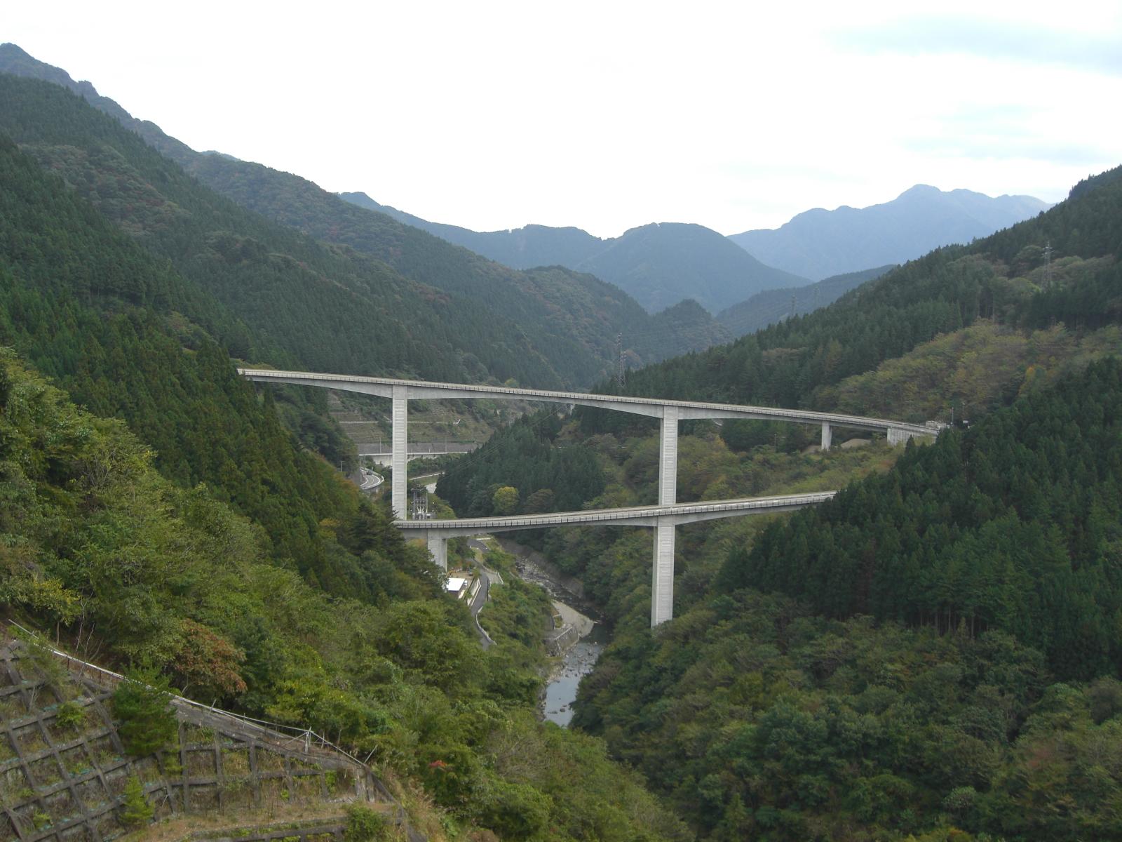 八ヶ岳~秩父ループ橋ツーリング45