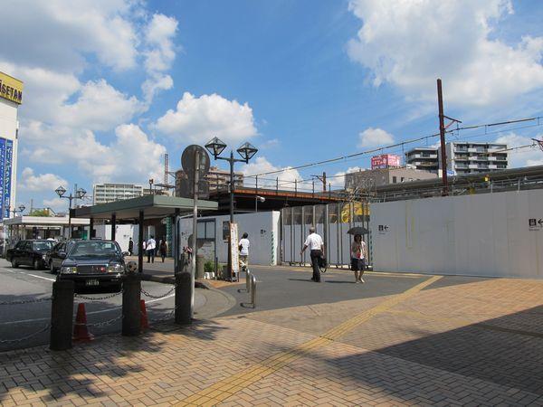 浦和駅高架化工事 2012年8月26日取材 Reports For The Future