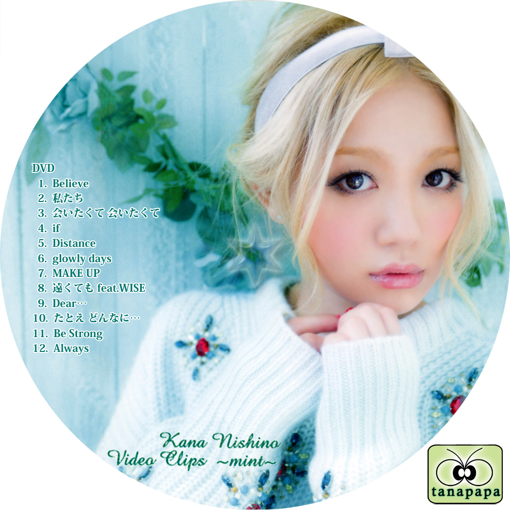 Nishino Kana Mint