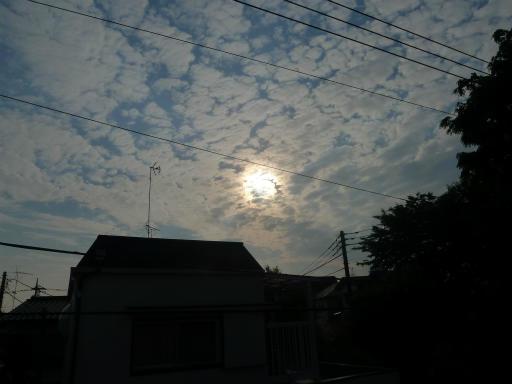 20120521・金環日蝕02・6:27