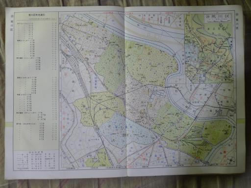 20121009・東京地図20