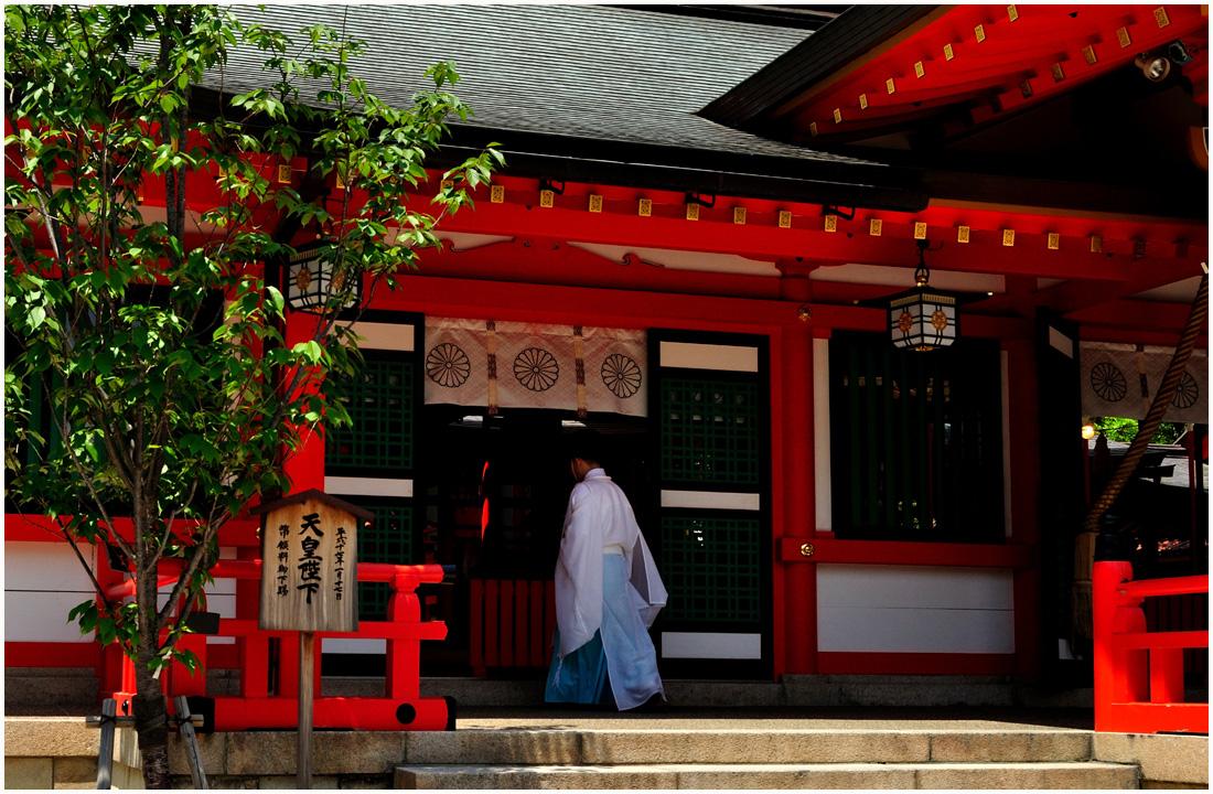 生田神社1